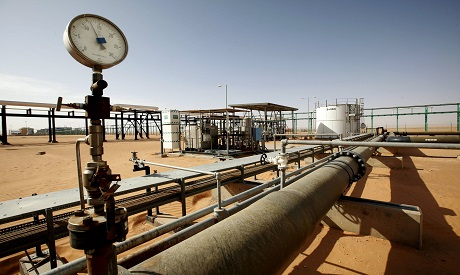 Oilfield, Libya
