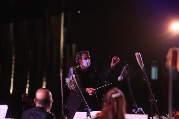 Conductor Hisham Gabr