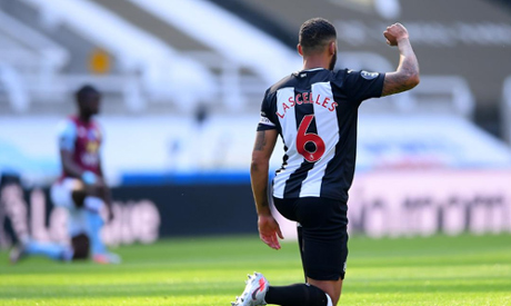FILE PHOTO:Newcastle United