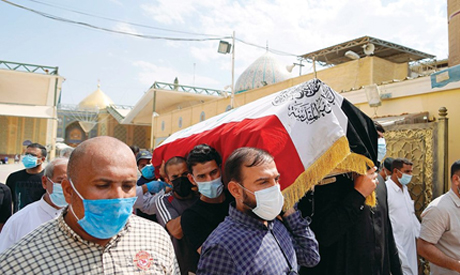 On Hisham Al-Hashimi's murder