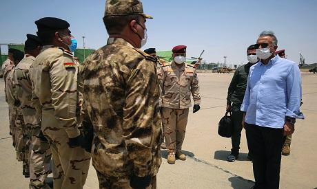 Iraqi PM Mustafa al-Kadhimi