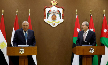 Jordan PM hints at support for one Israeli-Palestinian state