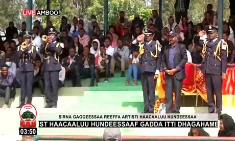 Funeral in Ethiopia