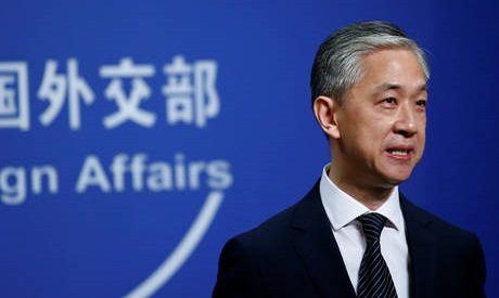 Spokesman for Chinese Foreign Ministry Wang Wenbin