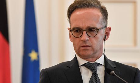 German Foreign Minister Heiko Maas . (AFP)
