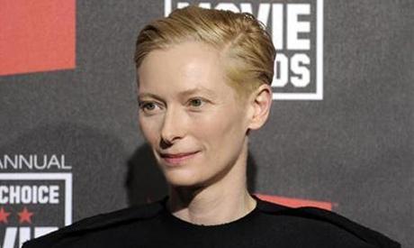 Actress Tilda Swinton (Reuters)
