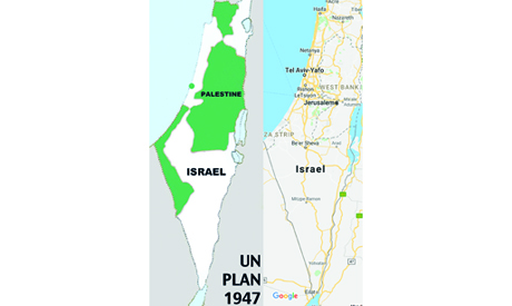Will Google put Palestine back on the map?