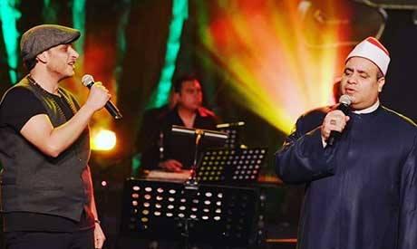 Wael El-Fashny and Sheikh Ihab Younis