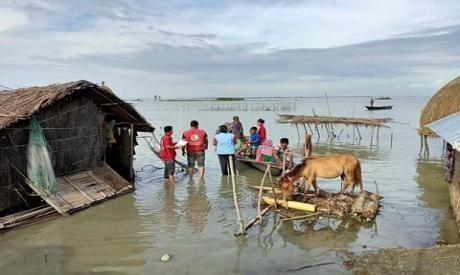 South Asia Flood