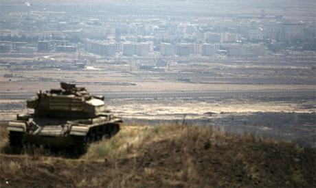 Syrian area