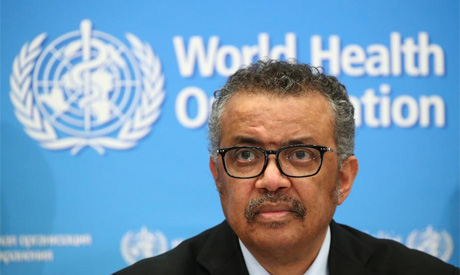 World Health Organization says travel bans can not be indefinite; countries must fight virus