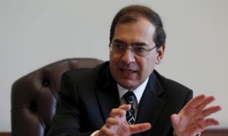 Petroleum minister El Molla