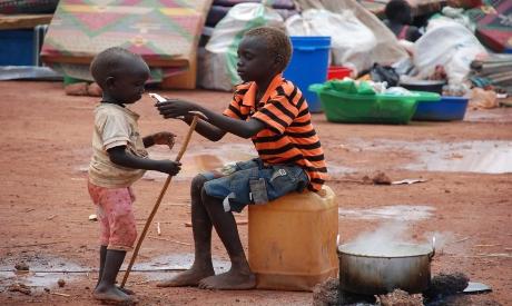 South Sudan malnutrition crisis