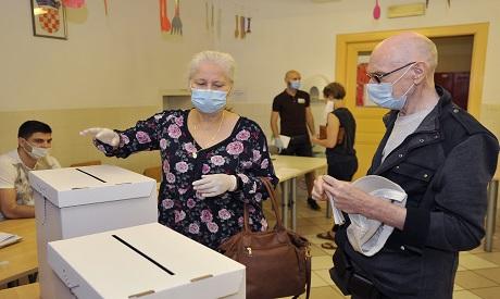 Election, Croatia