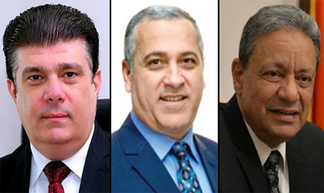 New heads of Egypt's media heads