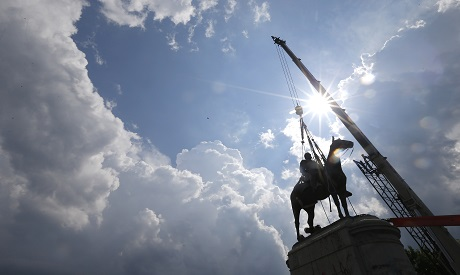 Statue in USA