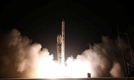 Israeli Satellite