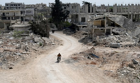 Idlib region, Syria