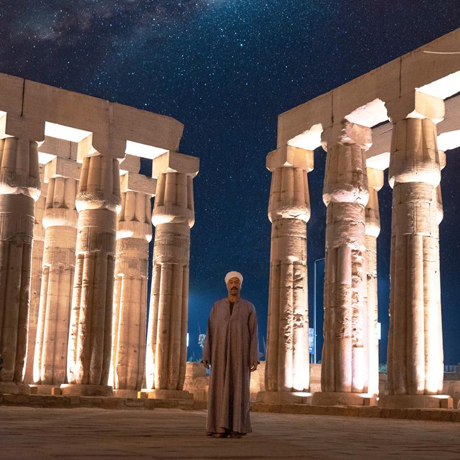 Luxor Temple( Photo: Ahmed Wahba)
