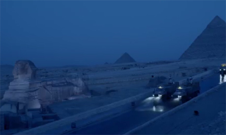 Video Egypt Says Promotional Tourism Clip Garners 80 Million Views On Facebook Politics Egypt Ahram Online