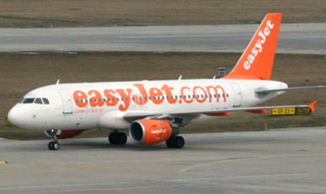 A file photo of an easyJet aircraft (Photo: easyJet website)