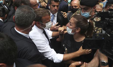 'La tendre mère  du Liban'
