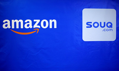 Amazon and Souq logo