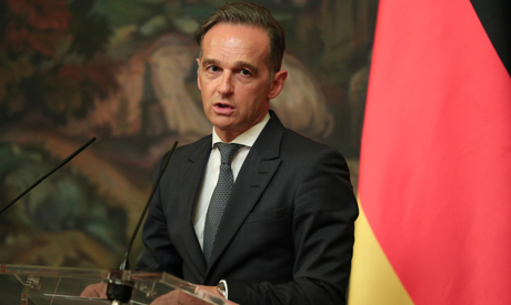 German Foreign Minister Heiko Maas REUTERS