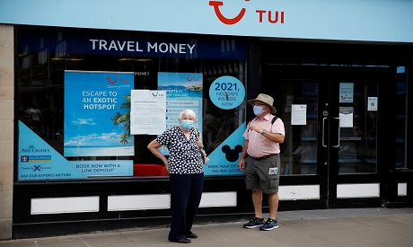 TUI registers $1.3 billion loss