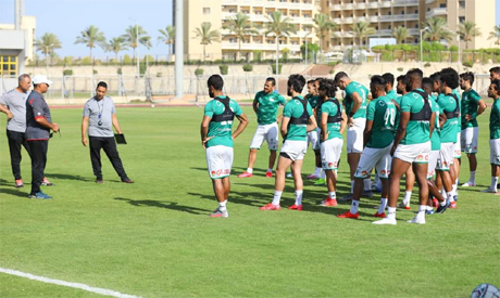 Masry players
