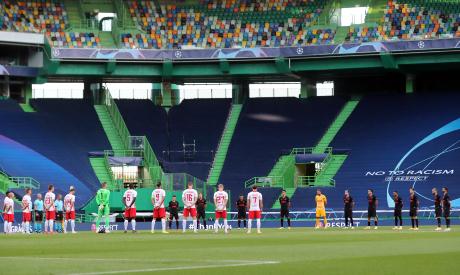 Leipzig v Atletico Madrid