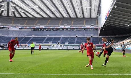 Newcastle United v :iverpool