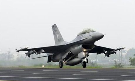 A F-16 fighter jet (Photo: Reuters)