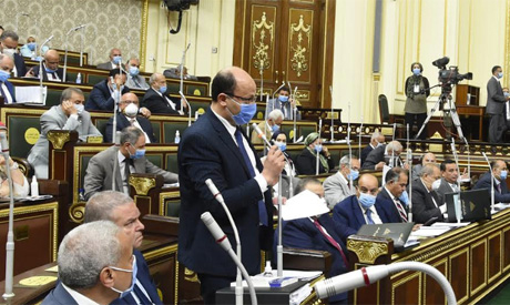 Egypt Parliament (Photo: Khaled Mashaal)