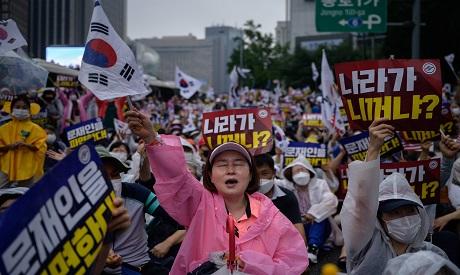 Christian Community in South Korea