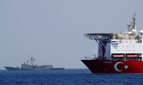 World powers urge de-escalation as Turkey extends Mediterranean gas exploration