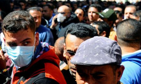Coronavirus in Egypt