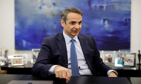 Kyriakos Mitsotakis, Greek PM