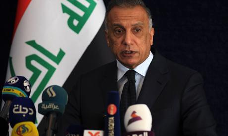 Iraqi Prime Minister Mustafa al-Kadhemi. AFP