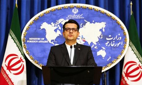 Abbas Mousavi, spokesman for Iran