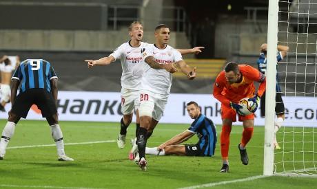 Sevilla v Inter