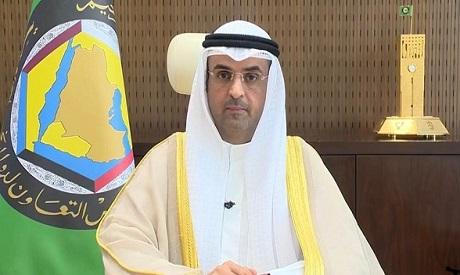GCC Secretary General Nayef Falah Mubarak al-Hajraf