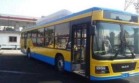 GPS buses