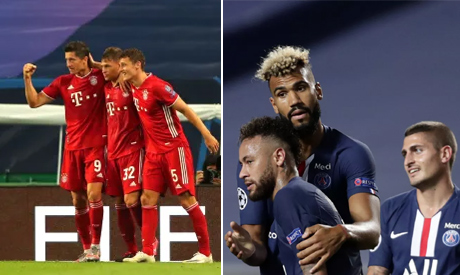 Relive Psg V Bayern Munich Uefa Champions League Final World Sports Ahram Online