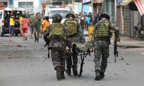 Soldiers stretcher