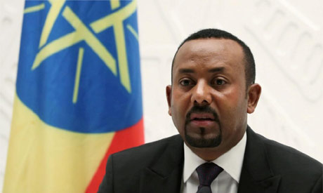Ethiopian Prime Minister Abiy Ahmed . AFP