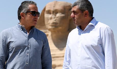 'Egypt is safe for visitors'