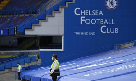 Stamford Bridge, London, Britain - July 26, 2020.  REUTERS