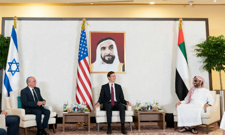 UAE Israel visit