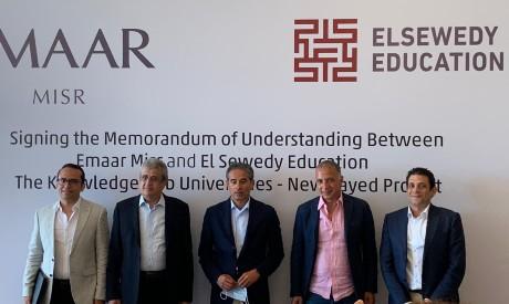 Emaar Misr, El Sewedy Education